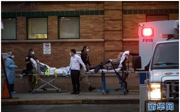 3月30日美新冠肺炎死亡超2880多地進入重大災難 紐約時報報導美國為什麼和如何錯過了關鍵的一個月