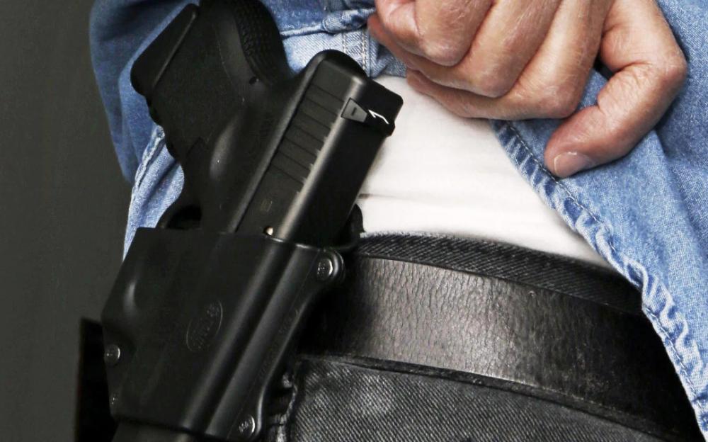 路易斯安那州批准公民在無許可證和培訓的情況下自由攜帶隱藏的槍支