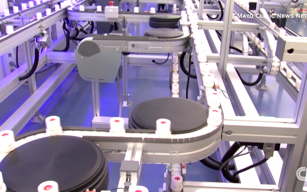 FDA批准了一項快速診斷新冠病毒的試劑盒