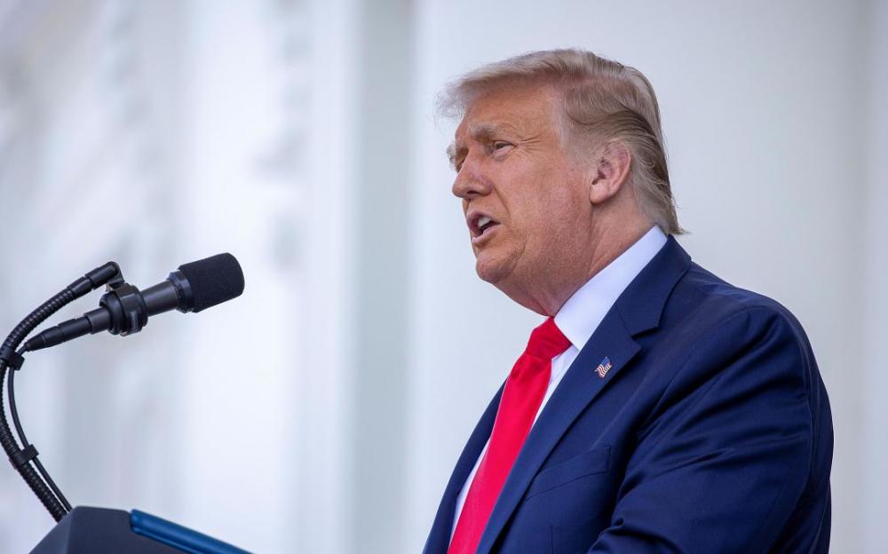 特朗普表示他不會延長TikTok出售的截止日期