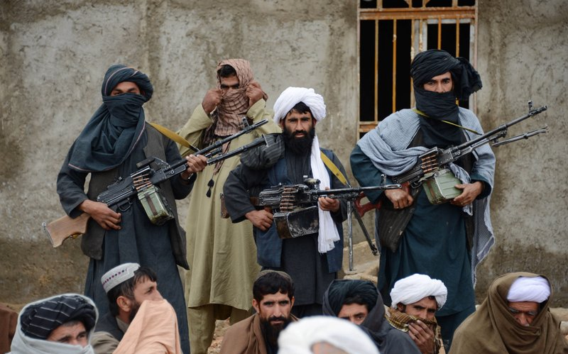 """塔利班在阿富汗""""挨家挨戶""""""""絞死""""與美國合作的阿富汗人"""