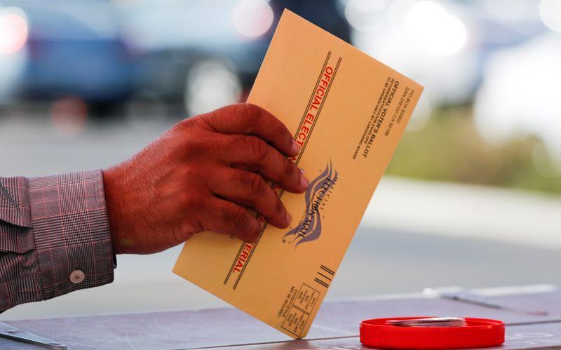 美最高法院拒延长威斯康星州邮寄选票截止日期
