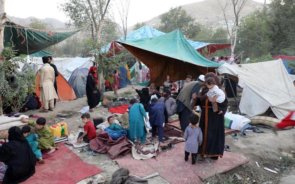 """联合国警告阿富汗面临""""人道主义灾难"""" 塔利班统治第一天开始屠杀"""