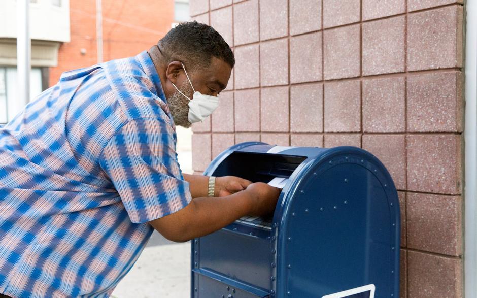 美國郵政:選前百萬選票無法及时送達
