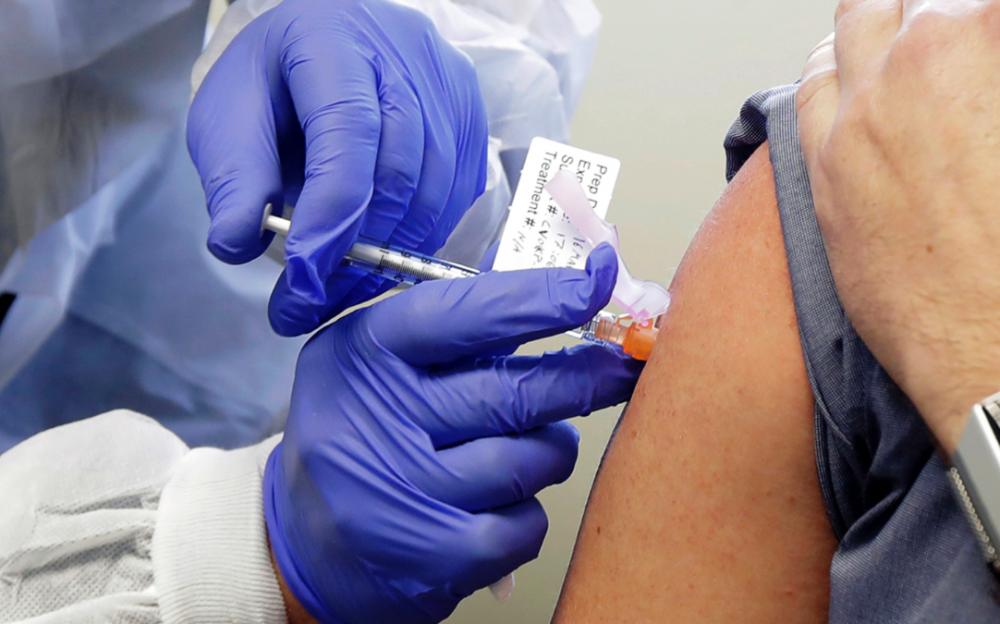 Moderna的臨床試驗數據顯示,特朗普無法在選舉日之前接種疫苗