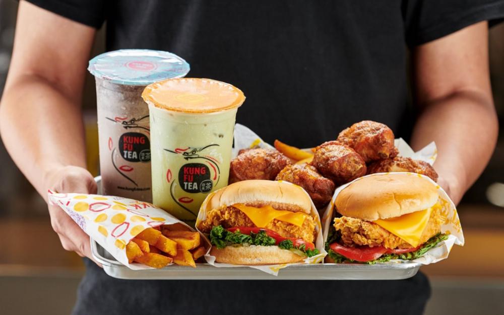 【食在美南】休士顿「顶呱呱」不畏疫情开张,台式炸鸡吃的是乡愁阿~