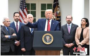美國總統Trump簽署2萬億美元經濟刺激法案 100天內計劃通過國防生產法獲得10萬台呼吸器救命