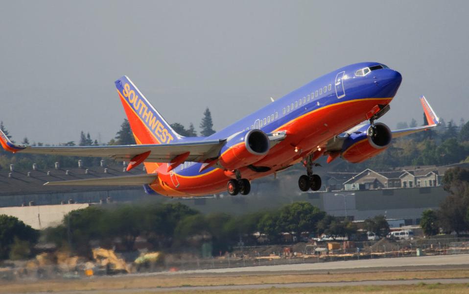商務旅行少了,西南航空即將在2021年增加休斯頓IAH機場航線