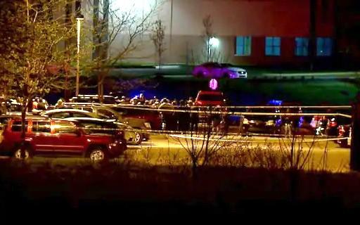 印第安纳波利斯联邦快递大规模枪击案   8人死亡   多人受伤