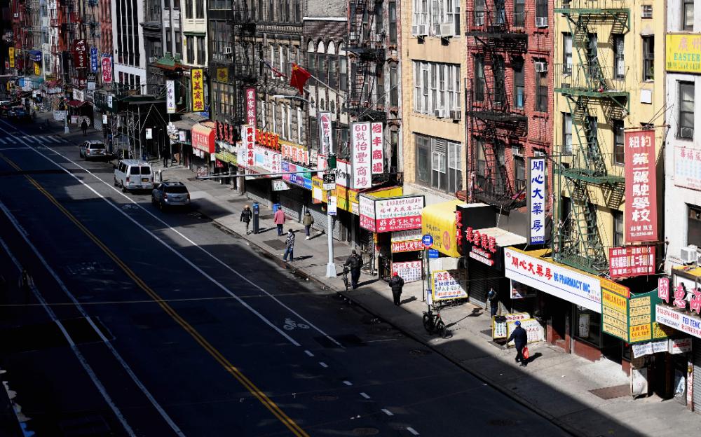 惊人!冠状病毒爆发期间纽约亚裔美国人的失业人数激增了6,900%