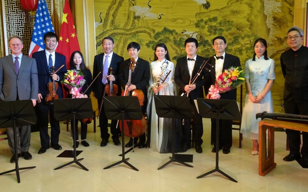 欢乐春节— 来自春天的问候音乐会