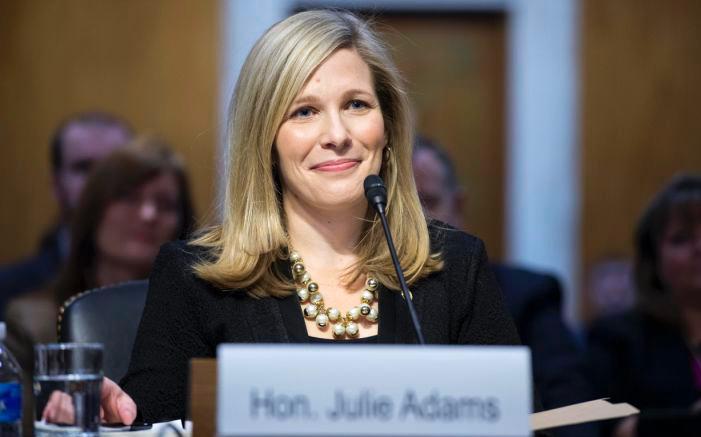 參議院秘書表示,她無法遵守拜登聲稱因雷德的申訴而公開記錄的要求