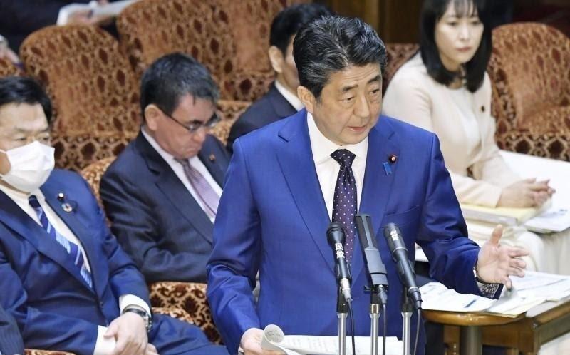 世界许多大国都在执行封城计划 预防冠状病毒 日本首相安倍 担心东京封城将重创日本经济 美国总统Trump计划在5月重啟美国的商业活动