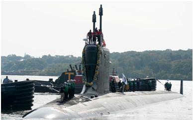美國海軍工程師夫妻被控出售潛艇機密核潛艇情報   美國司法部稱這對夫妻將記憶卡藏三文治香口膠包裝