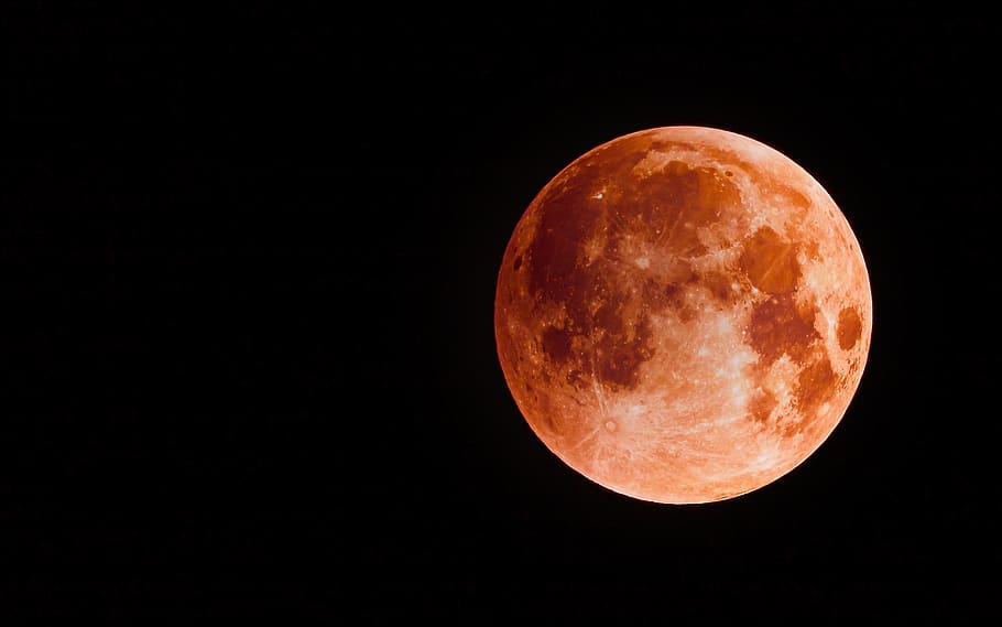 花月「超級月亮」7日登場,將是2020年最後一次