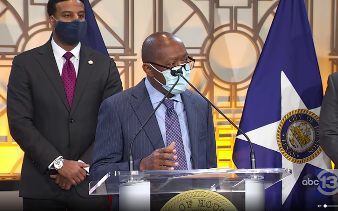 【有片】休斯頓連日破1000確診,市長:不帶口罩開罰$250
