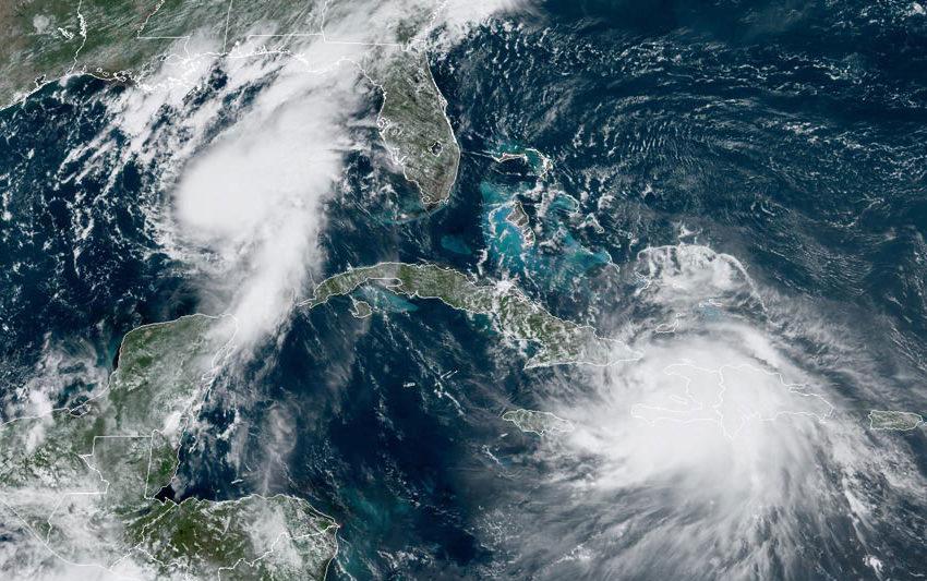 風暴將至,民衆屯緊急用品,沿岸撤離潮湧現