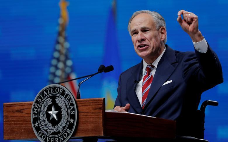 德州共和黨籍州長,迴避承認選舉結果