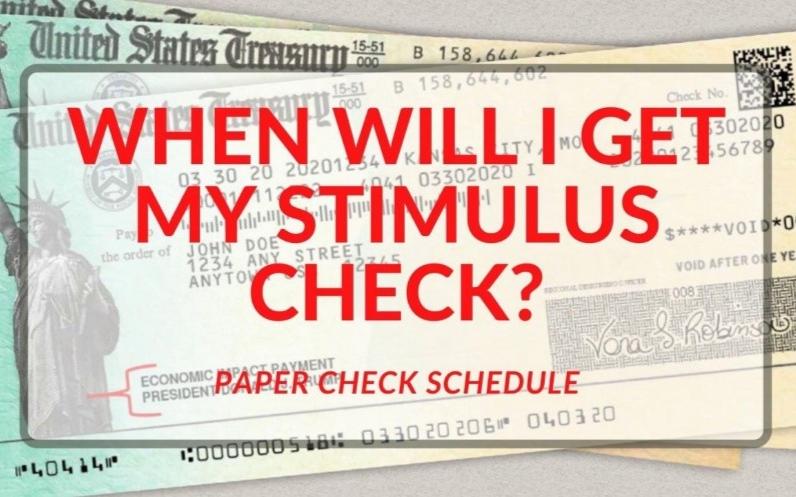 美國人可用國稅局在線跟踪工具查看刺激付款的狀態