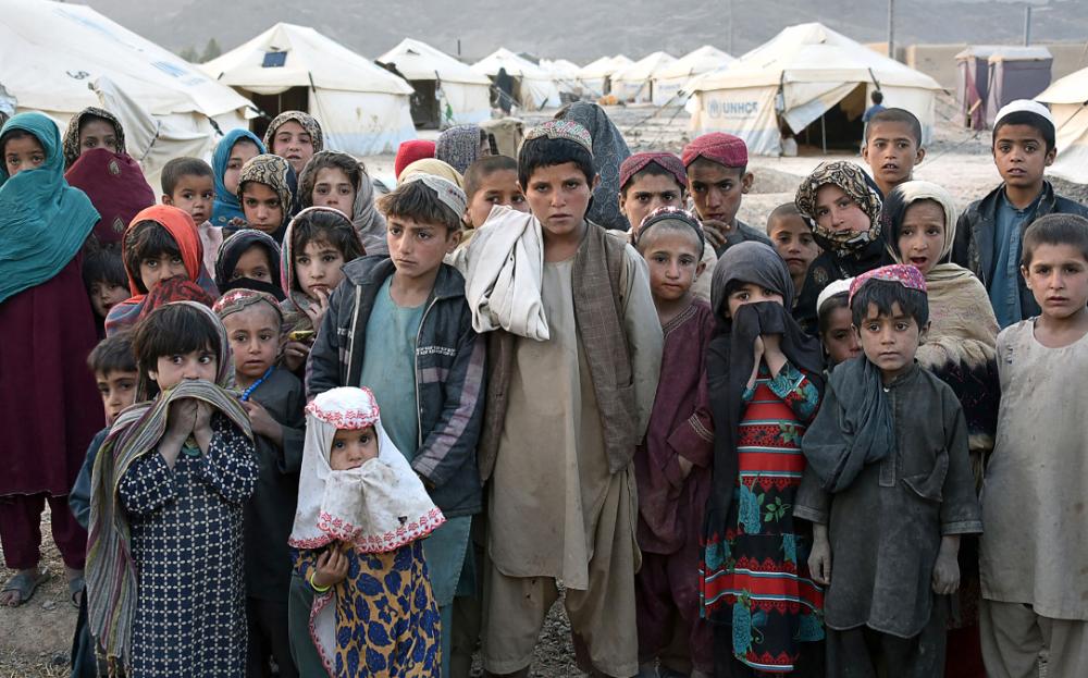 美國從阿富汗失敗撤軍後首次同意向塔利班提供人道主義援助