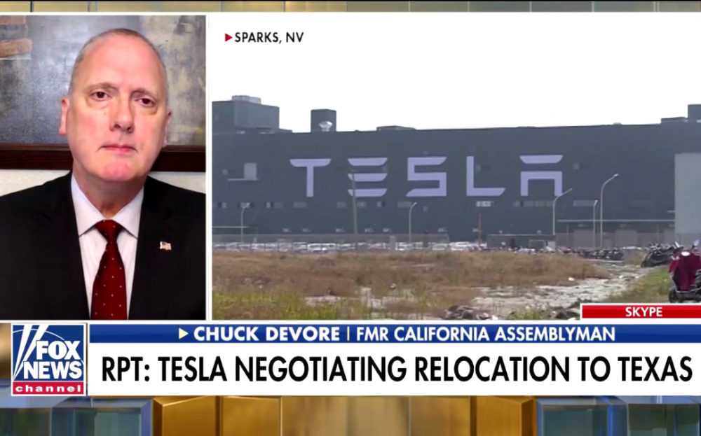 降低成本,特斯拉超級工廠遷入德克薩斯州即將成爲現實