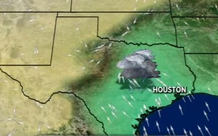 風雨欲來!週五暴風雨將襲德州