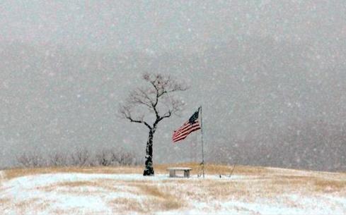 週末寒流來,德州天氣冷颼颼,甚至有降雪可能!