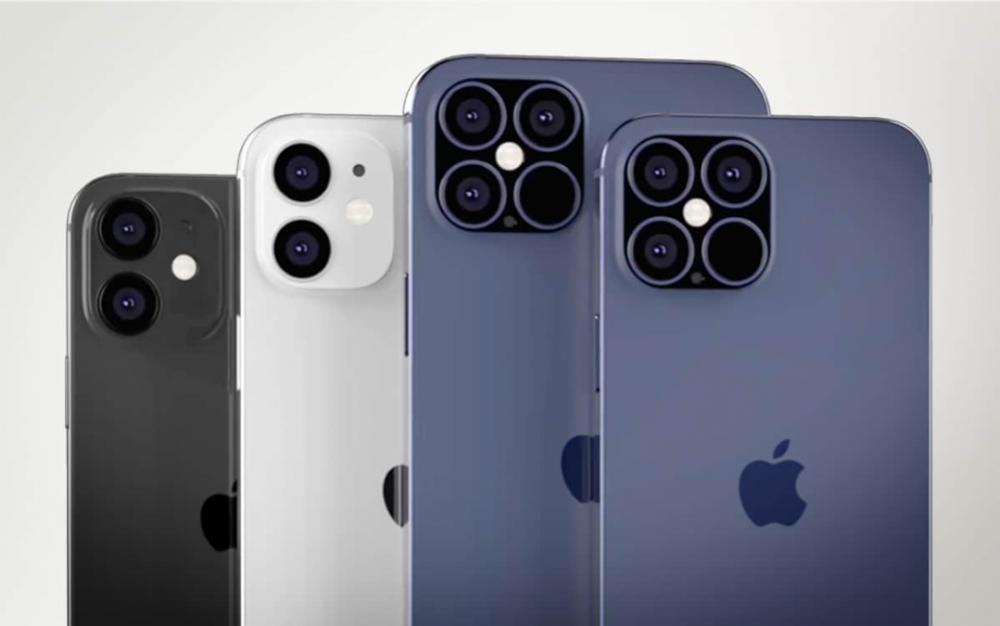 iPhone 12 原型畢露    雙眼+四眼    蘋果設計    中國制造