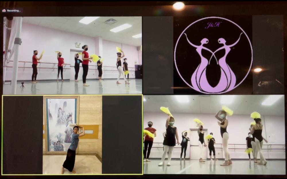 2021周洁晓慧舞蹈学校華夢计划圆满成功