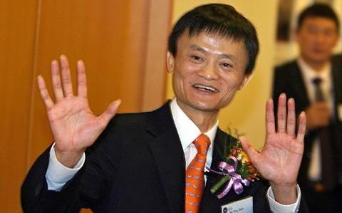 胡润全球富豪榜  马云国人首富  中国巨富激增