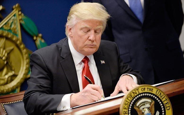 特朗普签署2.3万亿纾困法案并宣布还有新动作!