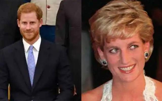 英國哈裏王子說他用酗酒和毒品來減輕戴安娜死後的痛苦