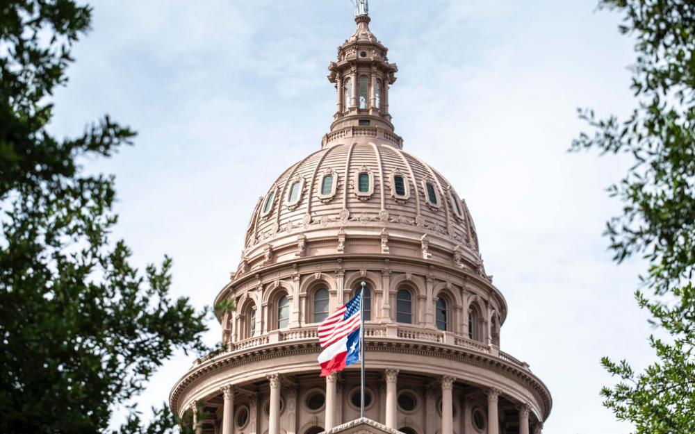 德州參議院通過由共和黨支持的投票改革法案