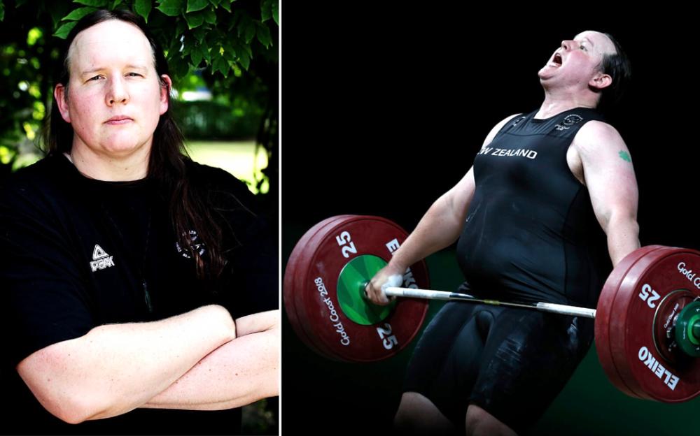 世界首位由男變女的變性舉重選手有資格參加東京奧運會