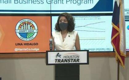 哈里斯郡3000萬紓困開跑,專為小企業,最高可得2萬5000元
