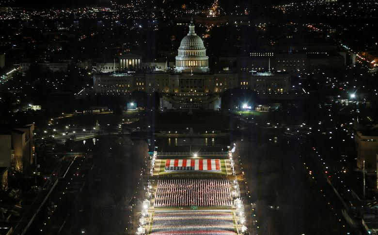拜登今就任美國第46任總統