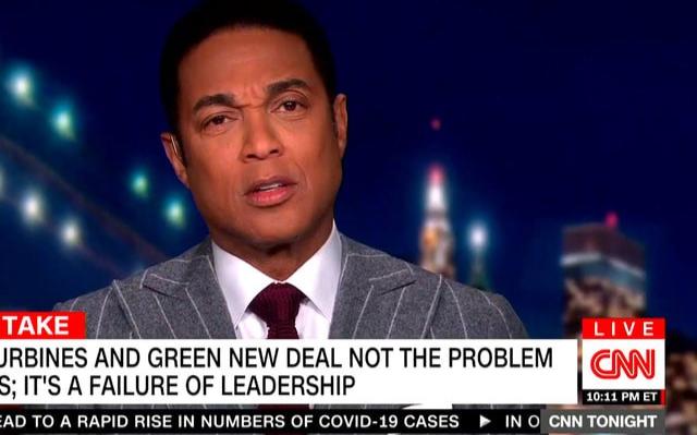 CNN主播抨擊德州州長阿伯特將停電歸咎於再生能源