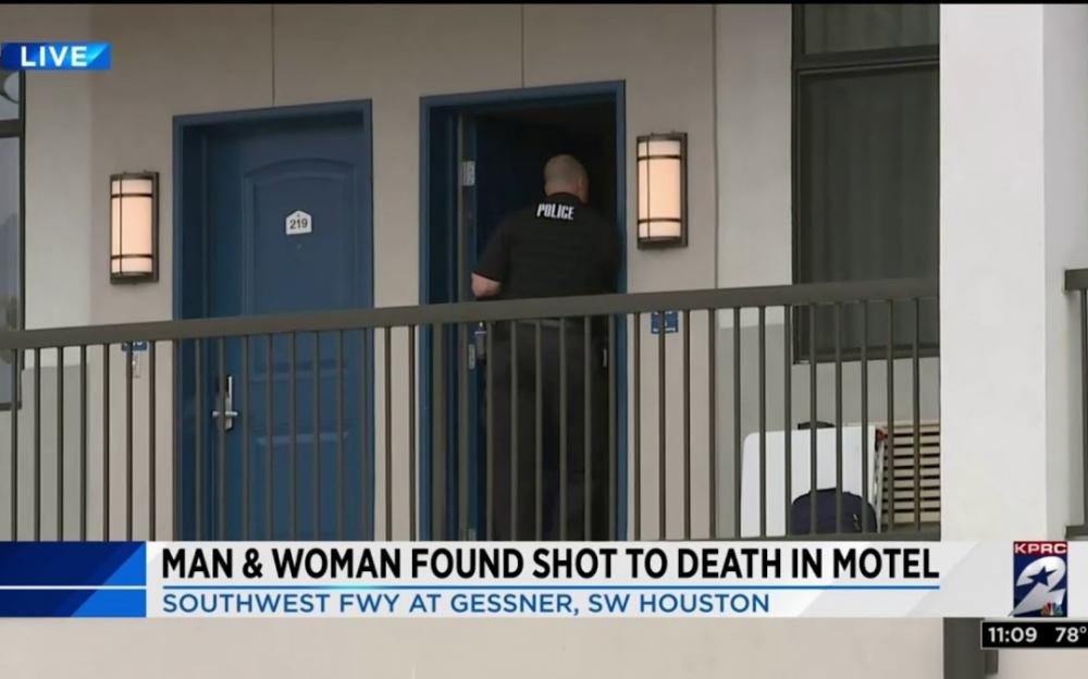 休斯頓汽車旅館發生槍擊事件    3 人死亡    2人受傷