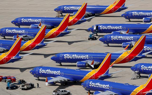 西南航空重啟在IAH機場的服務