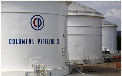 美國最大燃油管道關閉了整個管道系統美國宣布進入國家緊急狀態 美國東部沿海主要城市加油站的成品油供應面臨威脅