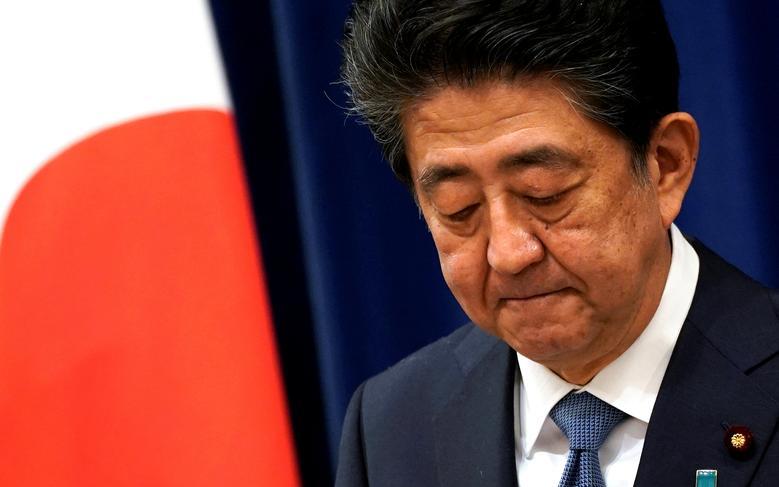 安倍突然辭職 震惊日本政坛