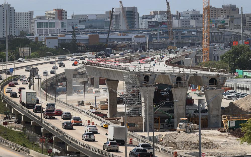美兩黨達成協議 1兆美元基建方案邁一大步