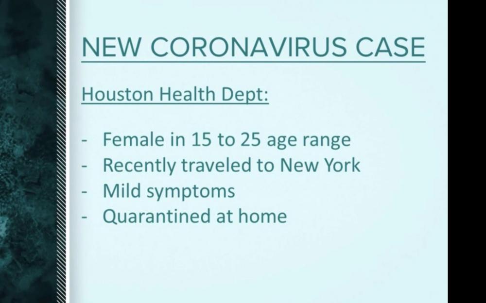 紐約新冠病毒陽性女孩參加了休斯頓牛仔競技表演