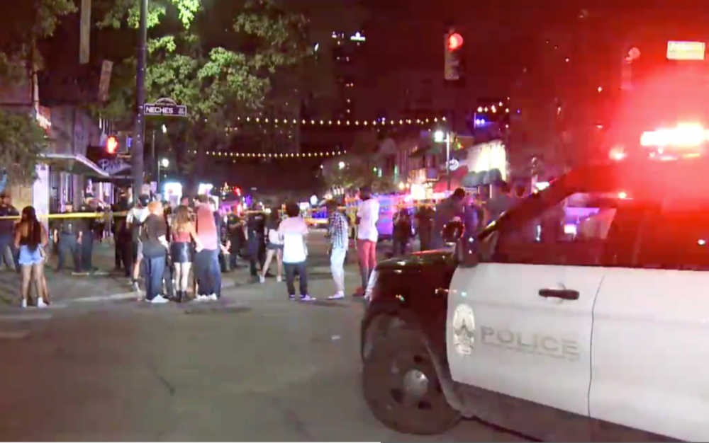 德克薩斯州首府奧斯汀市中心發生槍擊事件    至少 13 人受傷