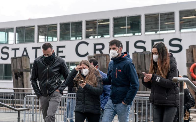 CDC強制戴口罩 美2月1日起实施