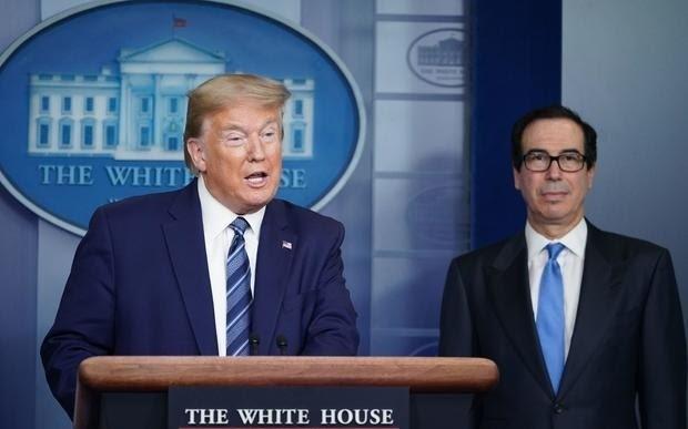美國總統川普宣布美國移民暫停將持續60天 川普增加醫療專業人員和農場外國工人的僱用