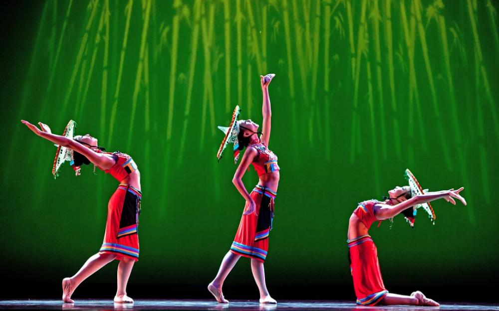 """亞美舞蹈團10月23日周六米勒劇場上演 """"從亞洲到全球"""" 舞蹈專場"""