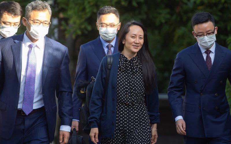 華爲首席財務官孟晚舟與美國司法部達成延期起訴協議  擔保獲釋