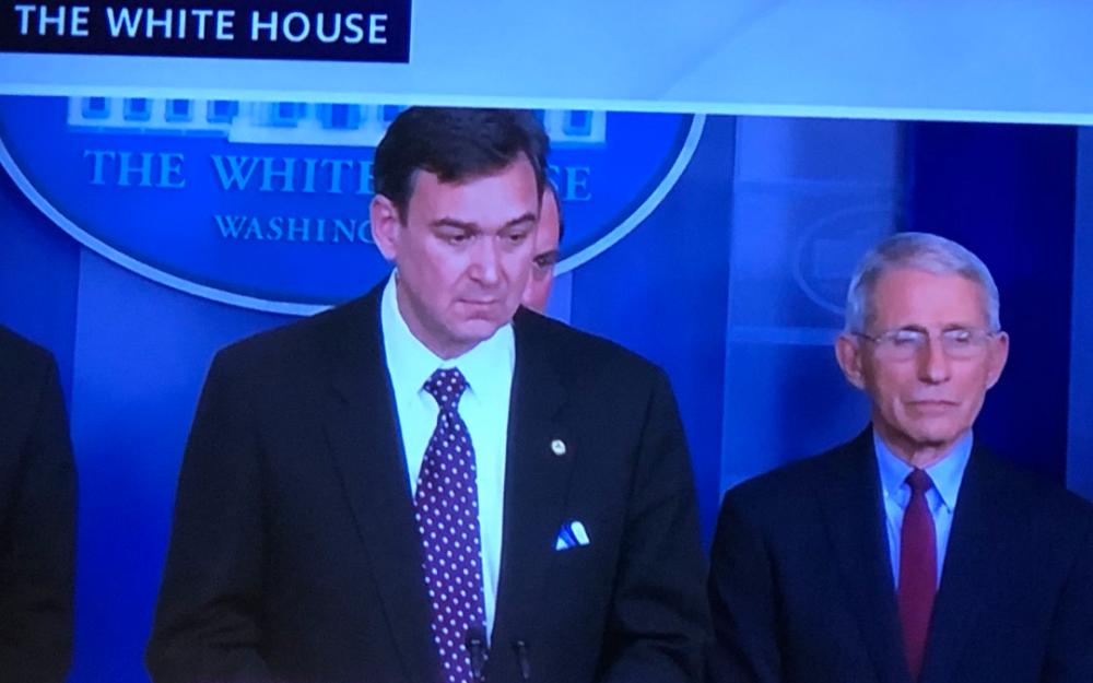川普總統宣布有意將傑龍(Joel Szabat) 提名為聯邦運輸部次長