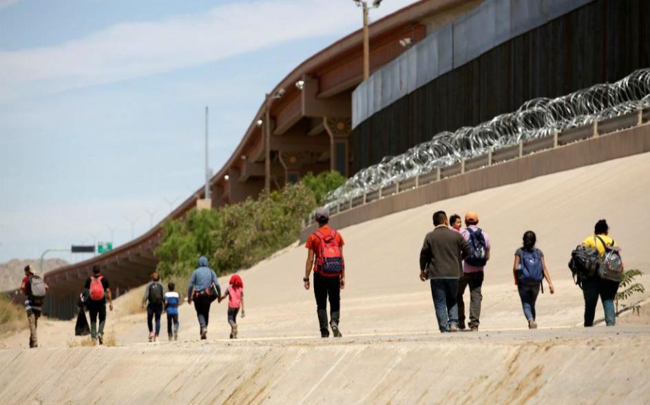 边境乱象!德州州长向拜登政府询问「边境危机」对策